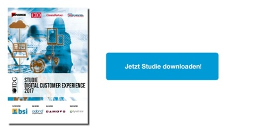 Studie Digital Customer Experience (DCX)