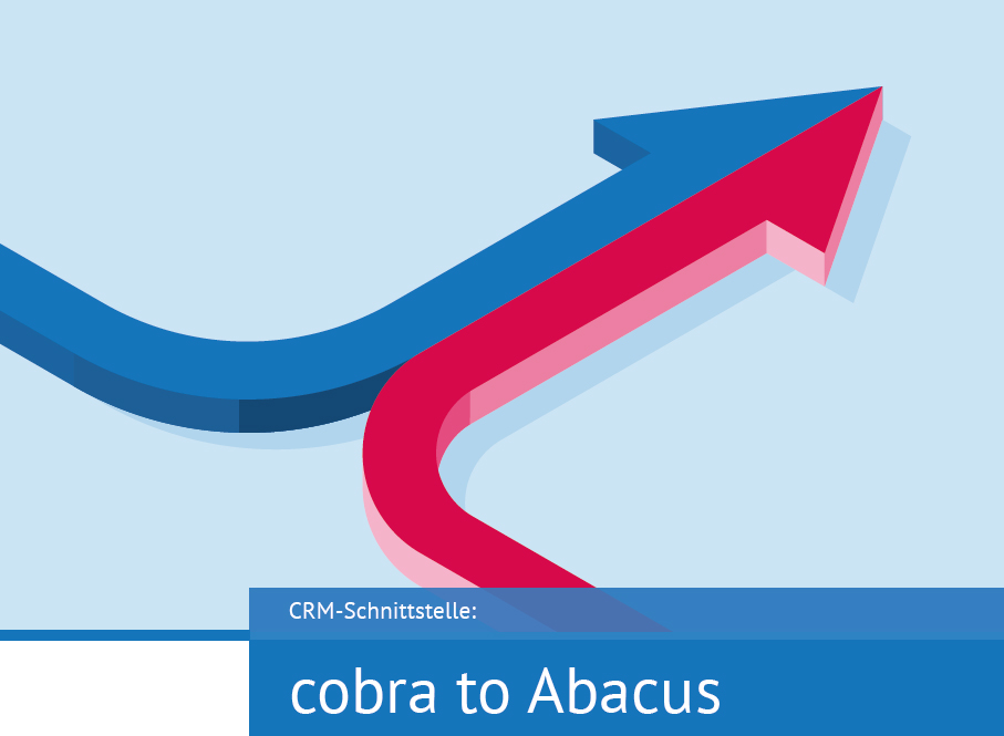 CRM-Schnittstelle: cobra to Abacus
