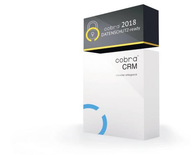 cobra CRM unterstützt Schweizer Unternehmen bei der Einhaltung der EU-DSGVO