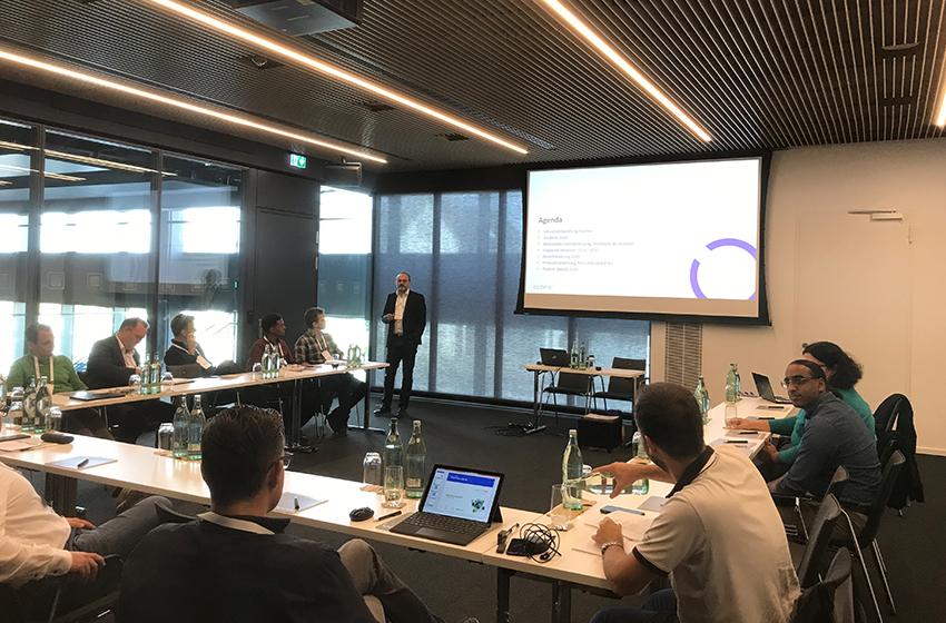 cobra-Partnertag 2019 in Konstanz